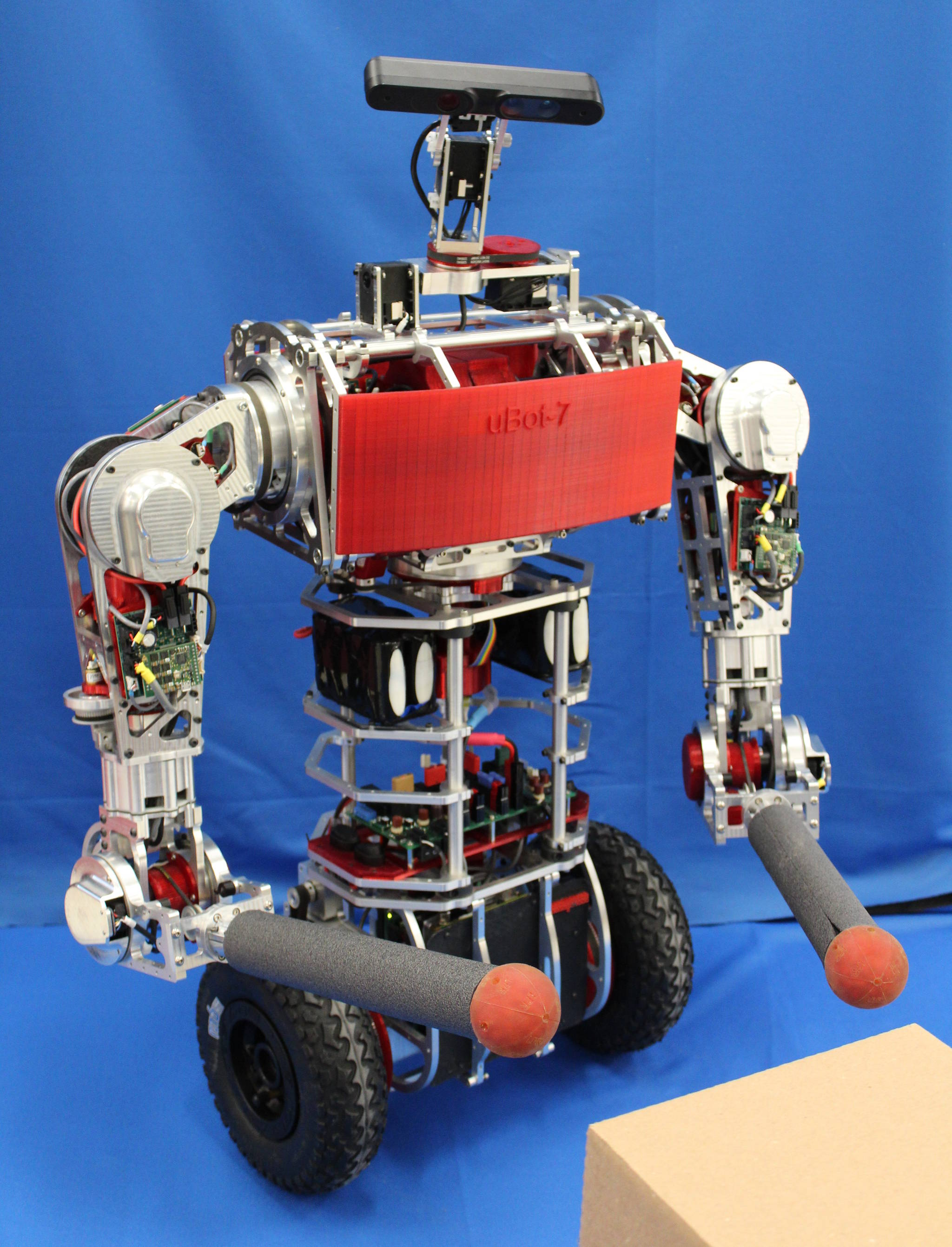 thesis of robotics Contents robotic technology robotics technology is increasing at a fast rate, providing us with new technology that can assist with home chores.